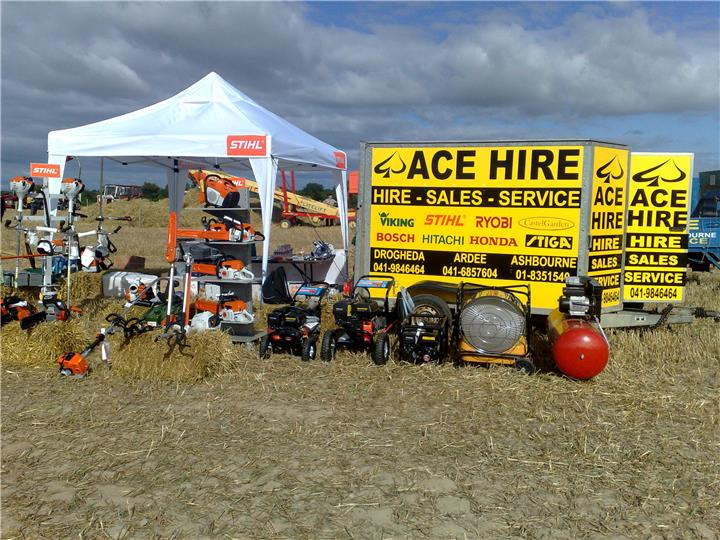 Ace Hire Drogheda In Drogheda County Louth