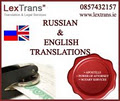 Russian Documents Translation Dublin | LexTrans""